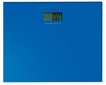 Gedy Rainbow Electronic Scales Blue RA90-05